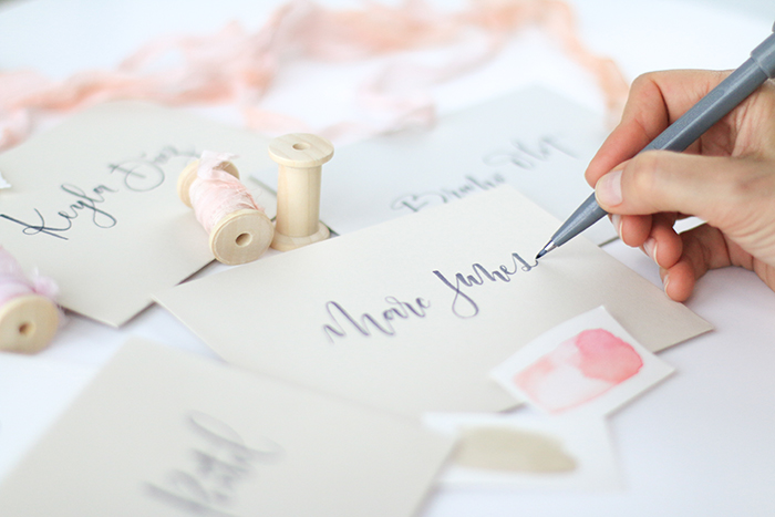 curso de lettering para wedding planners projectparty