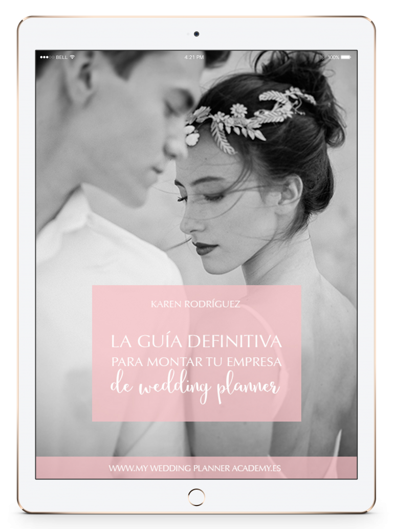 ebook los 20 errores que cometen todas las Wedding Planner