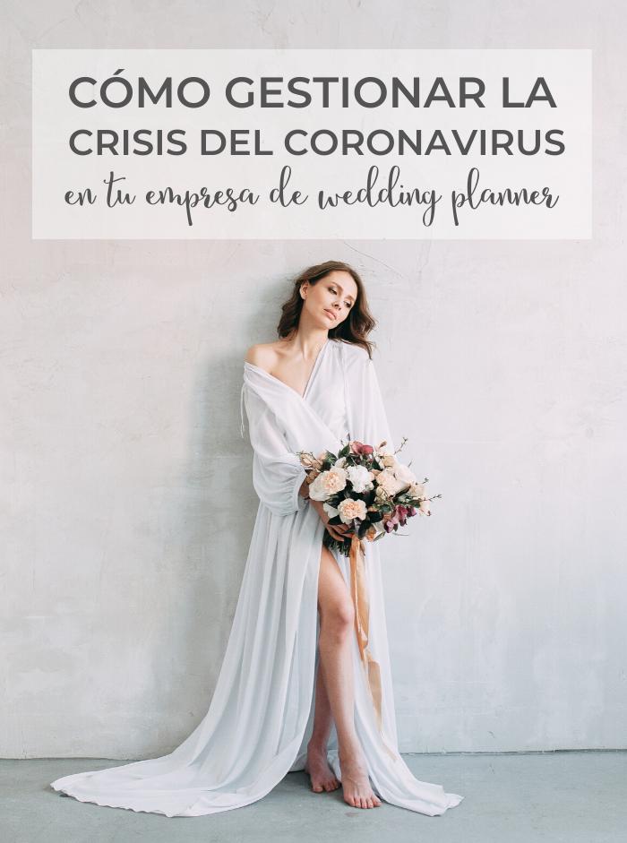Bodas y coronavirus