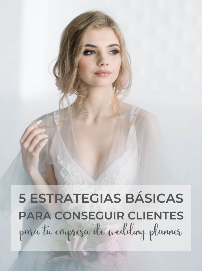 estrategias de marketing para wedding planners